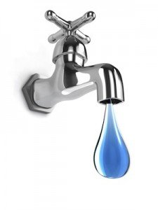 3d Tap with giant drip