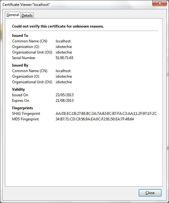 Java Security Tutorial Step By Step Guide To Create Ssl Connection