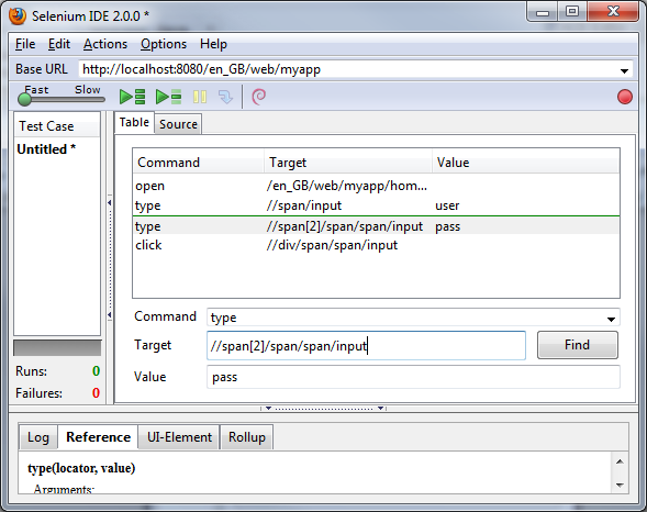 Java testing with Selenium and dynamic ids in html
