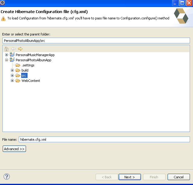 Step by step auto code generation for POJO domain java