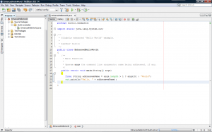 netbeans74BuildingNativeExeHelloWorld