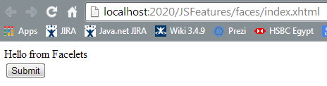 JSF: Passing parameters to JSF action methods from page