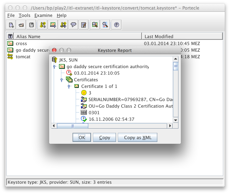 How to configure an SSL Certificate with Play Framework for