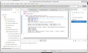 Eclipse running with Java 8