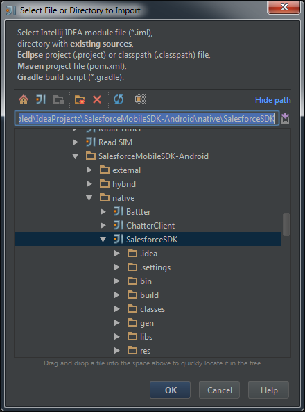 Interfacing Salesforce with Android | Java Code Geeks - 2019