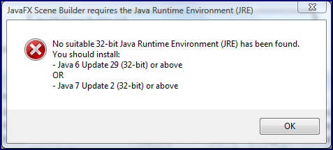 Cannot Uninstall JavaFX SceneBuilder 1 0 with JDK 8