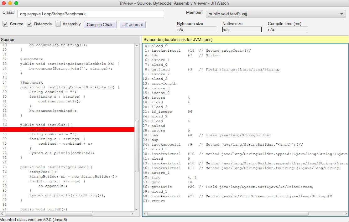 The optimum method to concatenate strings in java java code screen shot 2015 02 17 at 175946 baditri Choice Image
