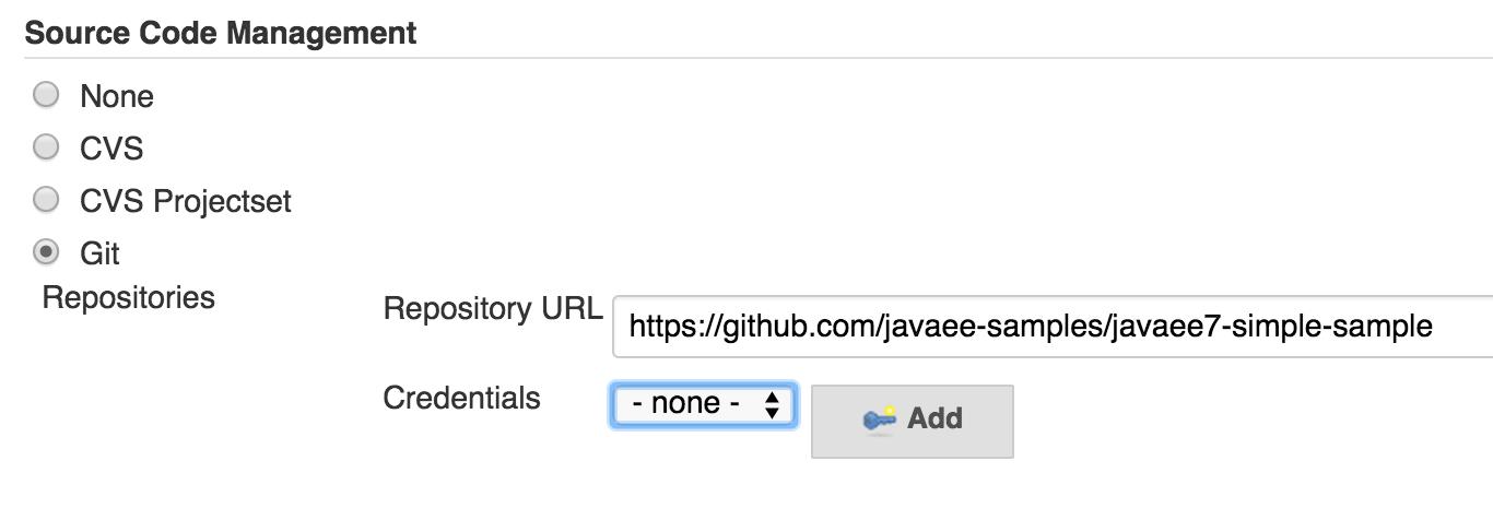 Jenkins To Nexus With Git Polling Java Code Geeks 2018