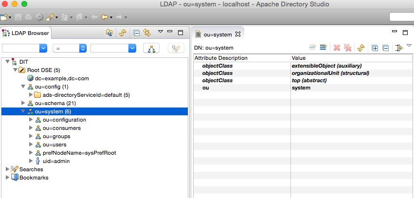 Java to LDAP Tutorial (Including How to Install an LDAP