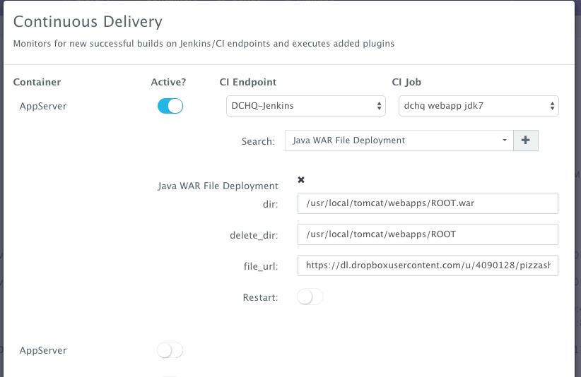 Docker Java App Deployment - 4 App Stacks: Tomcat, GlassFish