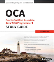 OCAJP8  Java Certification Study Guide