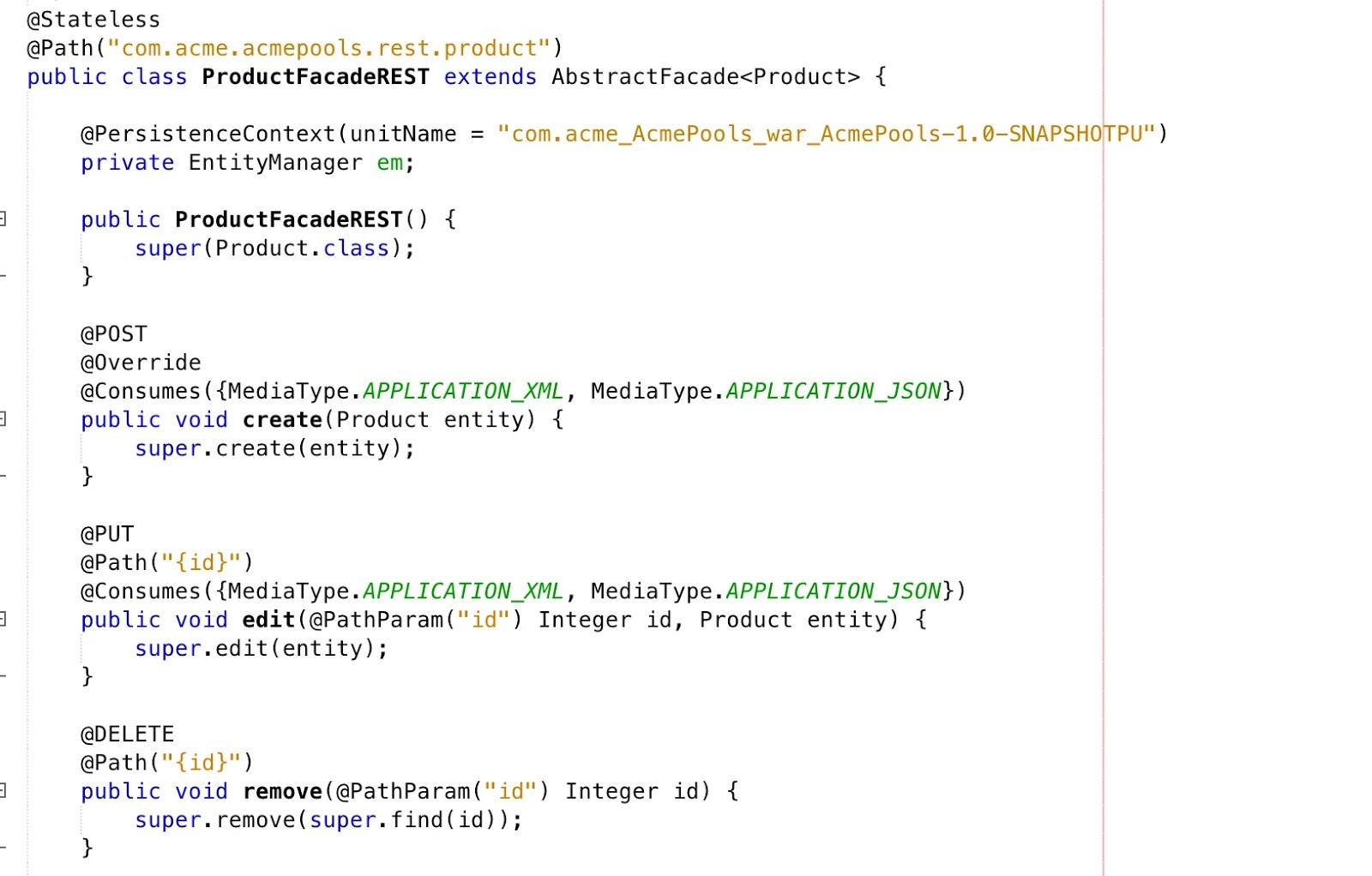 NetBeans Java EE Tip #3: RESTful Web Services from Database
