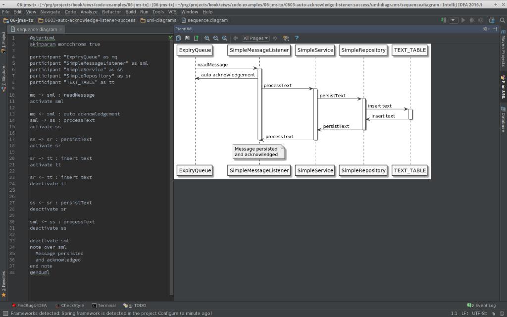 Create uml diagrams with simple dsl plantuml java code geeks 2018 plantuml screenshot ccuart Gallery