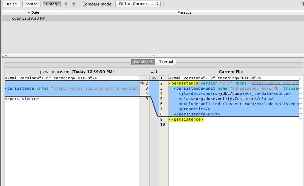 NetBeans Java EE Tip #8: Persistence Units | Java Code Geeks