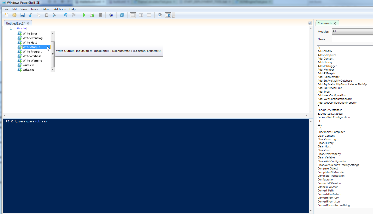Continuous Integration Infrastructure With Windows