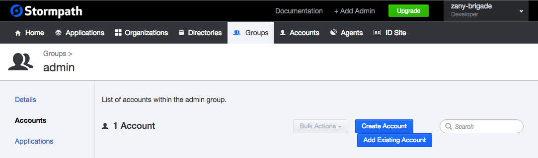create-account-in-group