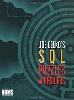 SQL Puzzles and Answers Joe Celko book