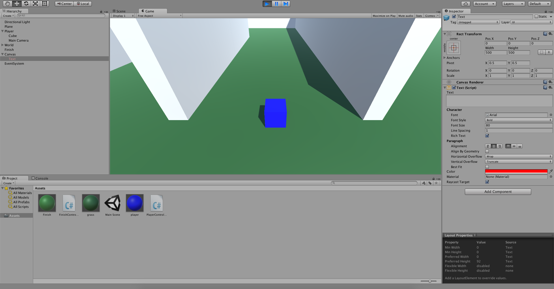 Building 3D Simulations In Unity3D, Part 3 | Java Code Geeks