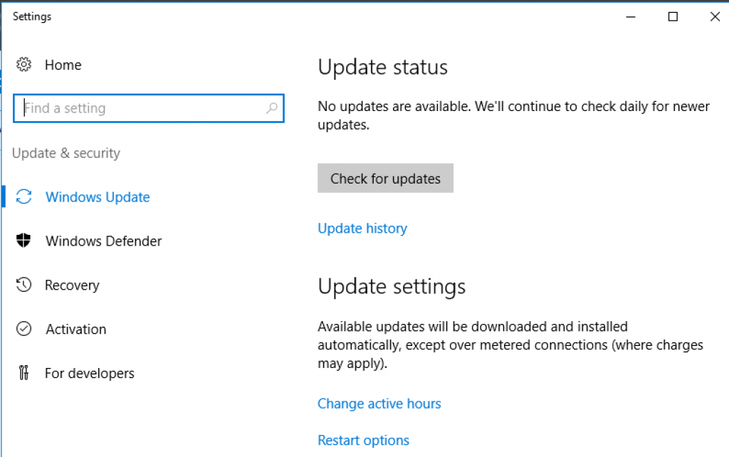 Windows Server 2016 Using VirtualBox – Getting Ready for Docker