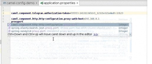 Apache camel 218 released whats included java code geeks 2018 for example in the applicationoperties file and on top of that tooling such as idea eclipse etc which has support for spring boot will have code malvernweather Image collections