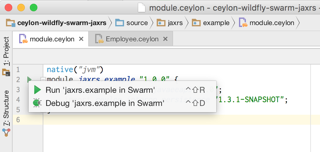 intellij-swarm