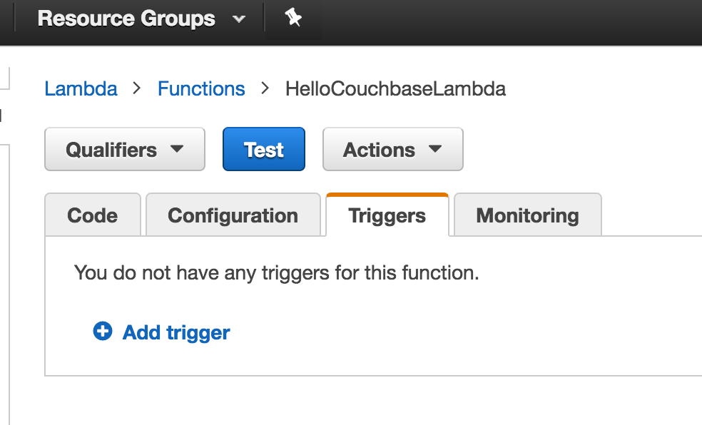 AWS IoT Button, Lambda and Couchbase   Java Code Geeks - 2019