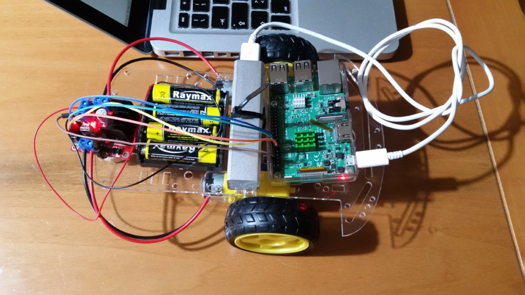Building a remote controlled car using Android Things GPIO | Java