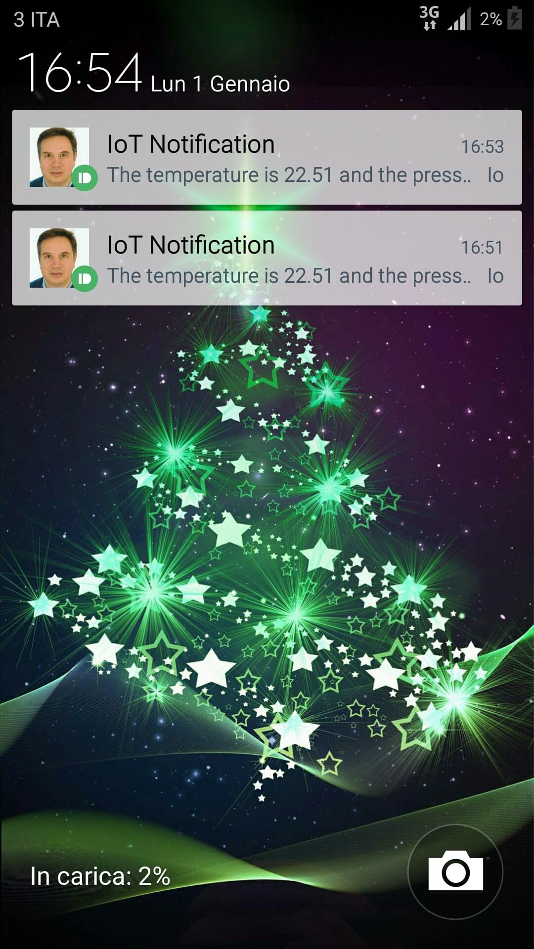 Iot notification how to implement a notification system java code while if you enabled the smartphone notification you will get baditri Gallery