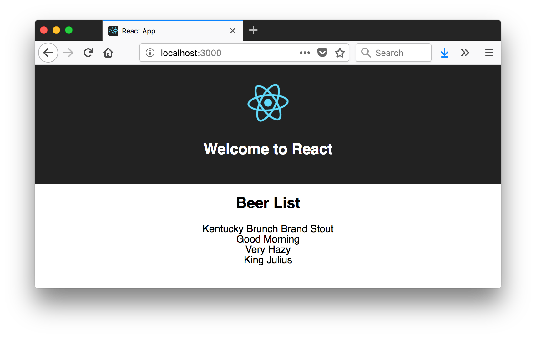 Bootiful Development with Spring Boot and React | Java Code