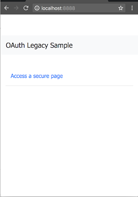Spring Boot 2 Applications and OAuth 2 – Legacy Approach