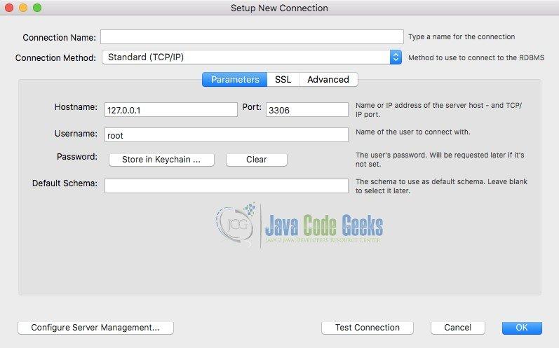 MySQL Workbench Tutorial   Java Code Geeks - 2019