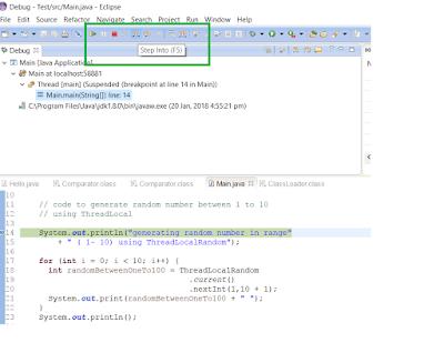 Eclipse keyboard shortcuts Eclipse Remote Debugging