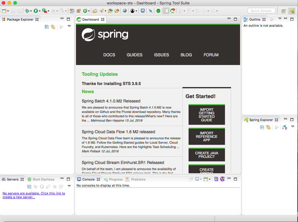 How to Create Spring Boot Project in STS | Java Code Geeks - 2019