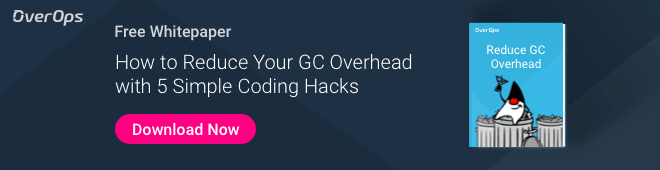 Reduce GC Overhead