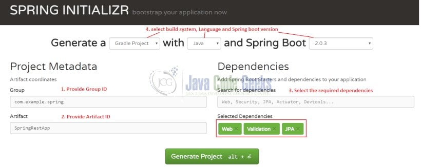 Spring Data JPA with central exception handling and VO