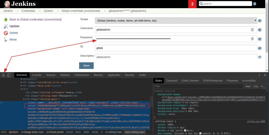 Accessing and dumping Jenkins credentials   Java Code Geeks - 2019