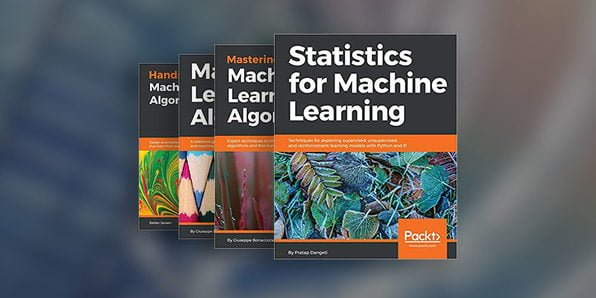 [MEGA DEAL] The Machine Learning Mastery eBook Bundle (91%)